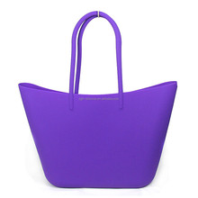 Factory Price High Quality Female Silicone Shoulder Rubber Bag