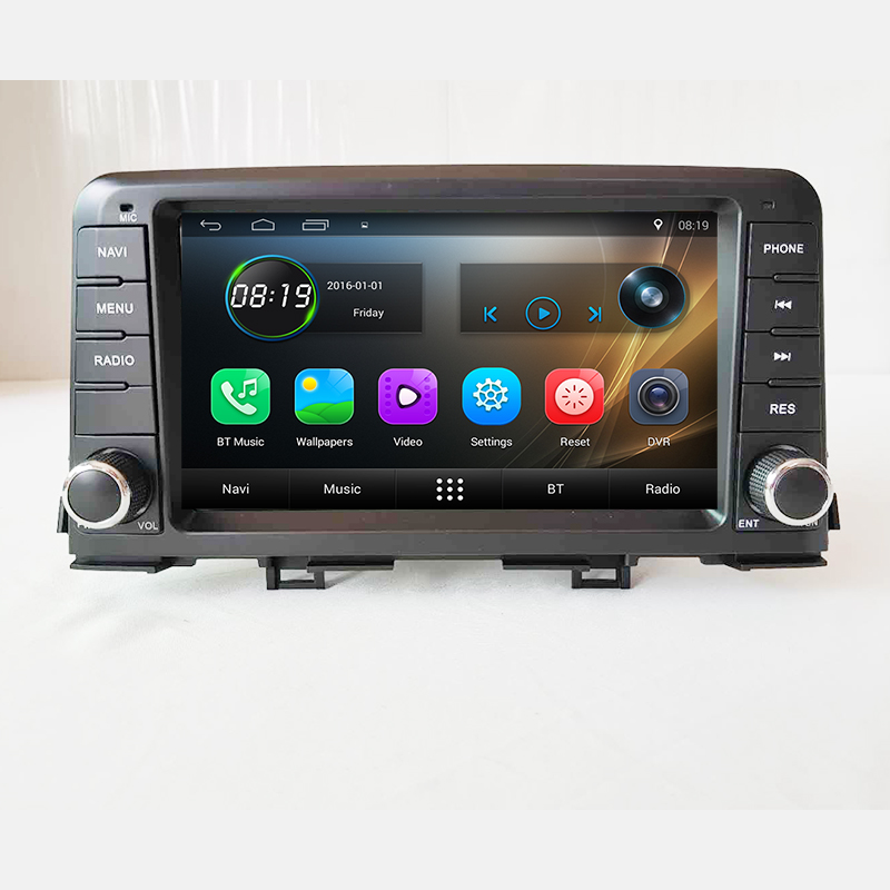 Bosstar android 6.0 Picanto 2016 Touch Screen <strong>Car</strong> Radio Stereo with DVD Gps navigation System