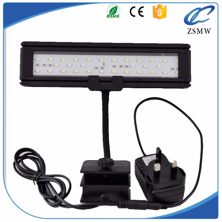 Zhongshan factory coral fish tank light controller clip red led aquarium lighiting