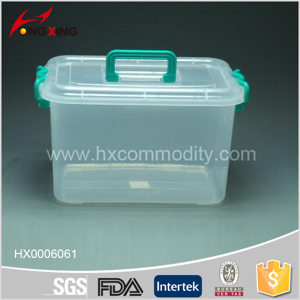 Plastic Storage Container With Handle   Buy Plastic Storage Container,Storage  Box,Plastic Storage Box Product On Alibaba.com