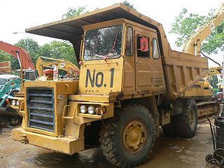 Komatsu Hd205 3 Dump Truck