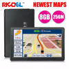 7 inch Car Gps Navigation With Wireless Rearview Camera, Car Gps Navigator For Car