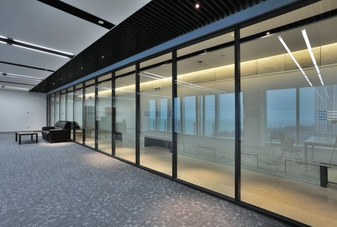 Aluminum Cheap Partition Walls Office Furniture Used Office Partition Wall