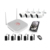 Cantonk 1080P 4CH IP camera cctv nvr security alarm system wifi nvr kits