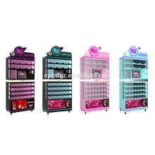 <span class=keywords><strong>Sexy</strong></span> lip machine lip stick coin operated vending game machine voor verkoop lipstick machine fabriek in Guangzhou <span class=keywords><strong>games</strong></span> manufactory