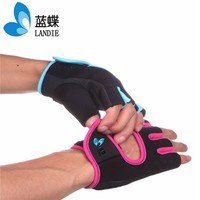 Fitness half refers to daily life bike gloves half finger sports outdoor oem service bike gloves