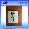 body tattoo sticker for 2014 world cup football fans