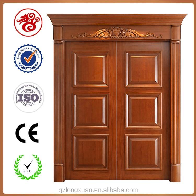 Teak Wood Front Door Design, Teak Wood Front Door Design Suppliers And  Manufacturers At Alibaba.com