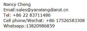 จีนโรงงานที่กำหนดเอง 12190 100 W/K ตู้แลกเปลี่ยนความร้อน