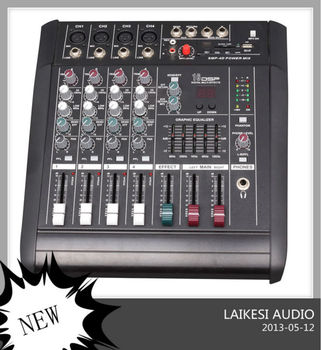 SMP-4D DYNACORD Power audio mixer prices, View digital audio mixer, LAIKESI  AUDIO Product Details from Enping LAIKESI Audio Equipment Factory on