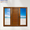 Factory Price China Maufacturer Open Inside Double Casement Sash Window