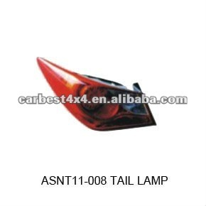 OUTSIDE TAIL LAMP FOR HYUNDAI SONATA 2011 HYBRID