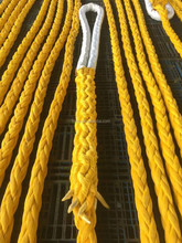 High quality 8-strand UHMWP Mooring tails