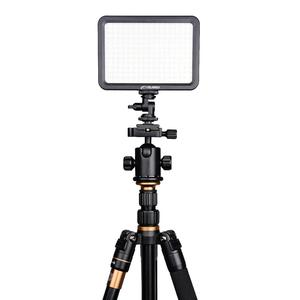 YELANGU LED204 Camera Light Video Shootng Photographic Light with Bi-color and Stepless Dimming for Dslr