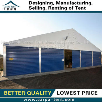 Colorful Steel Structure Hard Wall Storage Tents Of Storage Marquees With  Cheap Price For Sale
