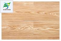 8mm composite pine wood embossed laminated floor