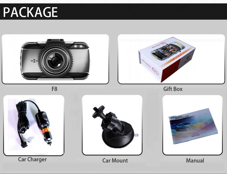 Car Dvr User Manual Provided Full Hd 1080p Car Dvr Camera