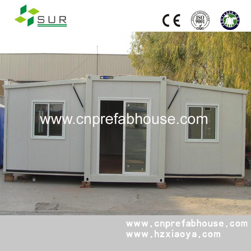 Expandable Container House,container Living Units,portable Housing Unit