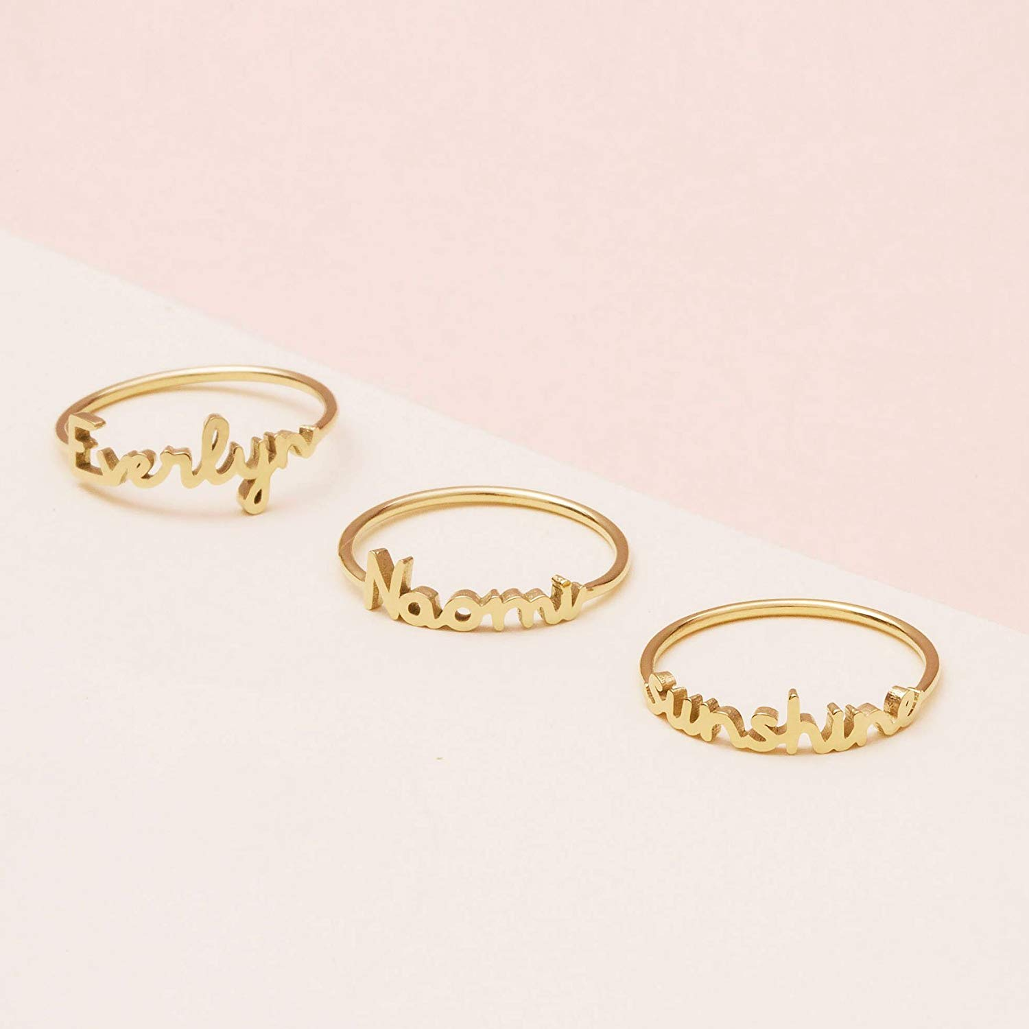 f7b9649d13bcc Cheap Name Ring Gold, find Name Ring Gold deals on line at Alibaba.com