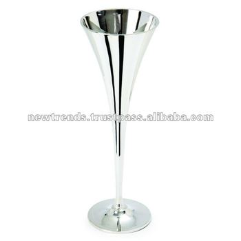 6oz Brass wine goblet