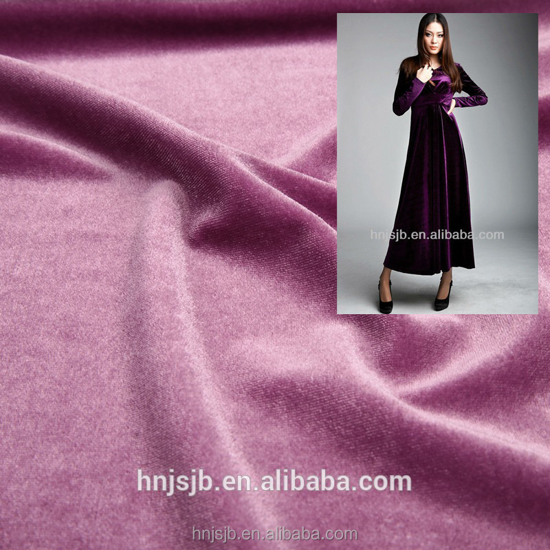 polyester abaya fabric legging or jegging fabric material