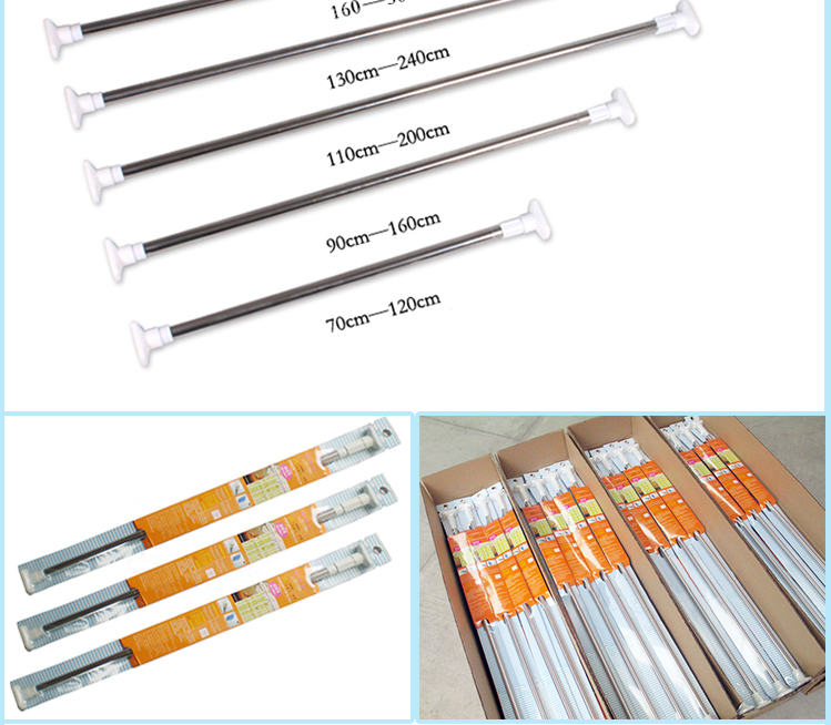 Manufacturer Of Extender Shower Curtain Rod,Easy Install ...