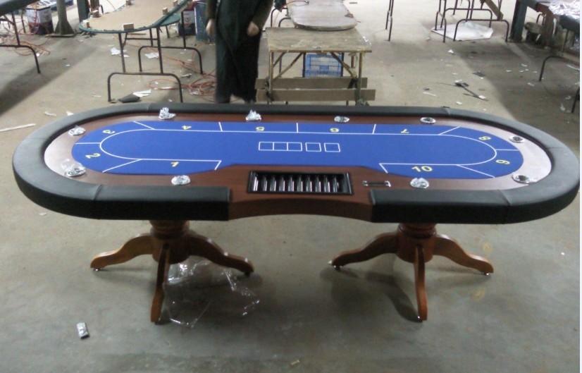 Tavolo Da Poker Legno.84 Pollici Deluxe Tavolo Da Poker Texas Con Gamba Di Legno Buy Tavolo Da Poker Tavolo Texas Tavolo Del Casino Product On Alibaba Com