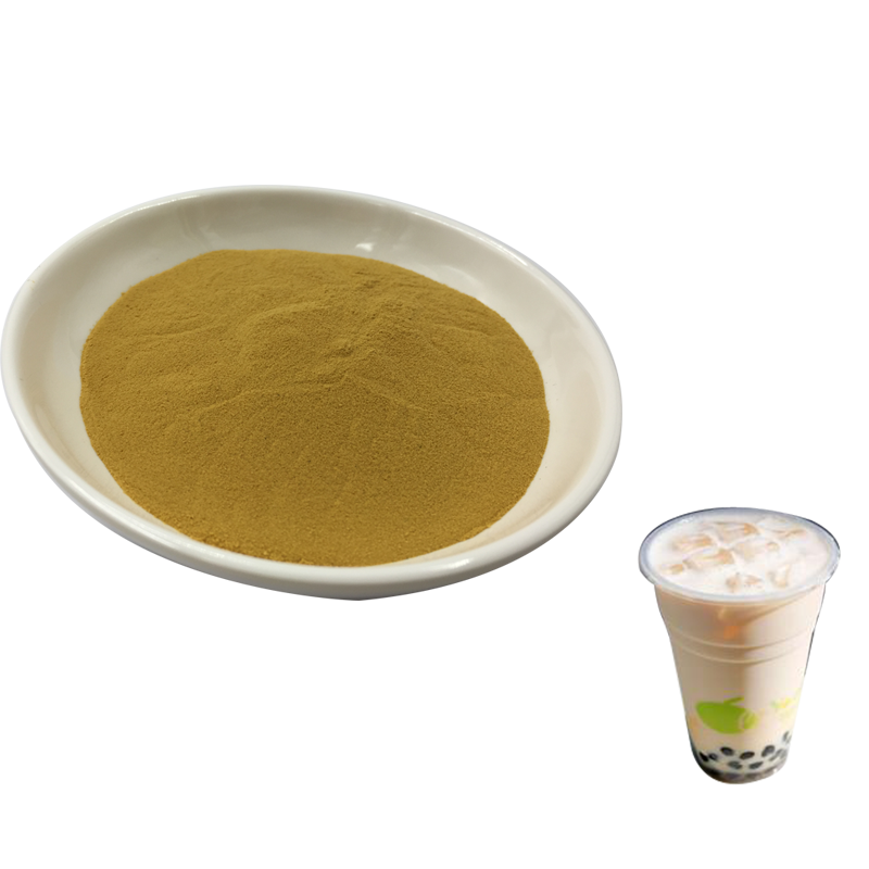 Green tea extract powder for ice tea
