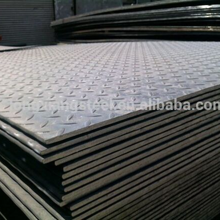 Hot Dip Galvanized Steel Checkered Plate, Diamond Sheet, Diamond Plate
