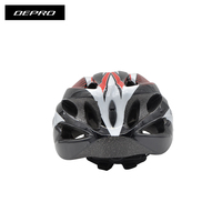 High Quality Detachable lining new design bike helmet with adjustor in china
