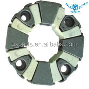 hot sale excavator 110h coupling rubber assembly for hitachi ex300123