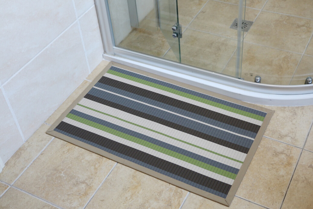 Bolon Woven Pvc Carpet And Rug Mat For Doormat Bathroom Water Proof