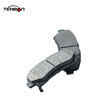Standard Auto Parts Brake Pads D1338 for Nissan