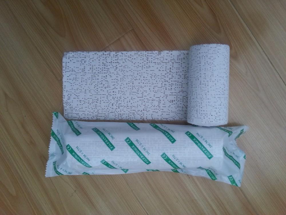Pop Bandage Plaster Cast/medical Gypsona Plaster Of Paris Bandage ...