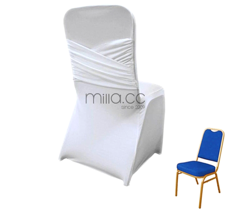 buy cheap wedding chair covers ruffled wedding chair cover chair