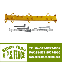 China supplier made from steel electric fence electric electric fence company for horse fence