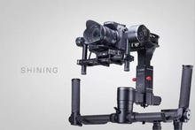Newest !!1Zhiyun Tech  Z1 Shining handheld stabilizer gimbal for DSLR camera brushless camera gimble Z1 Shining DSLR camera