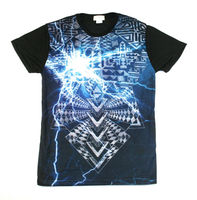 Men sublimation t-shirt custom printing vintage t-shirt printing