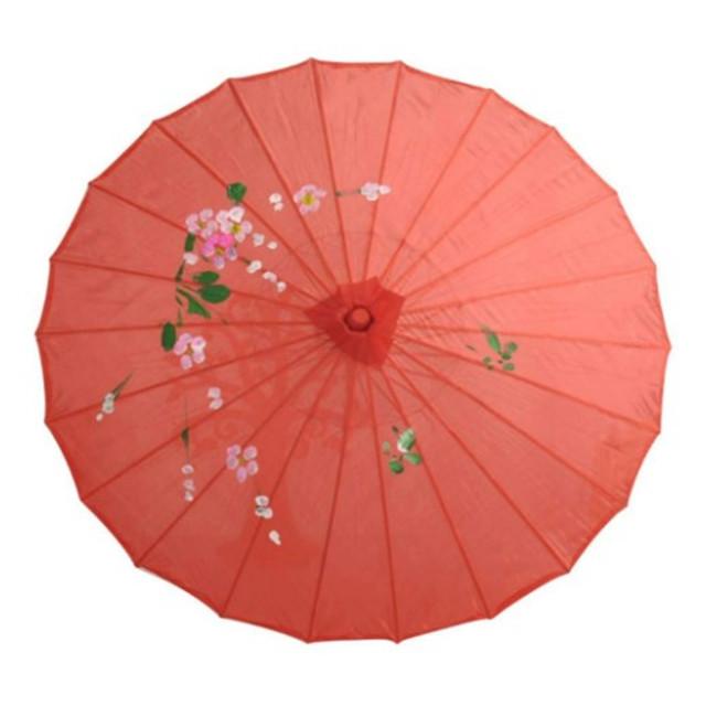 Japanischen Chinesische Holz griff regenschirm sonnenschirm papier regenschirm für hochzeit parteien, fotografie