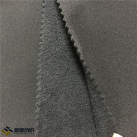 100 polyester 3 layer waterproof breathable fabric 4 way stretch spandex and fleece laminated tpu for outdoor fabric