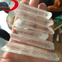 wholesale raw natural healing quartz crystal, clear quartz crystal terminated point