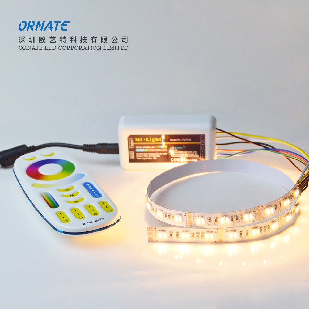 24v Smd5050 Rgb Variable Color Temperature Adjustable 5 In