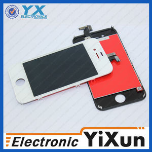 for apple iphone 4 s china lcd touch screen digitizer, mobile phone for iphone 4s lcd