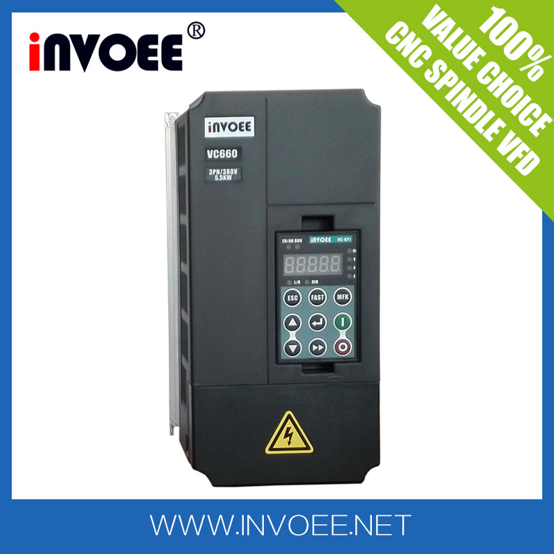 CNC vector variable for c drive with Communication port S curve external keyboard