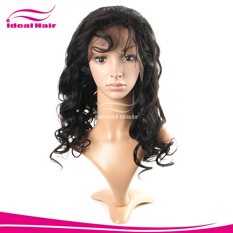 Best choice Professional charming italian yaki full lace wig