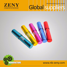 plastic fat mechanical lipstick pen that can private logo