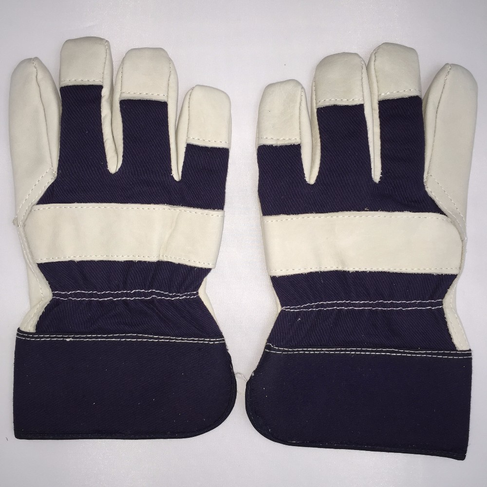 Buffalo leather work gloves - Hanvo Wholesale Buffalo Leather Work Gloves