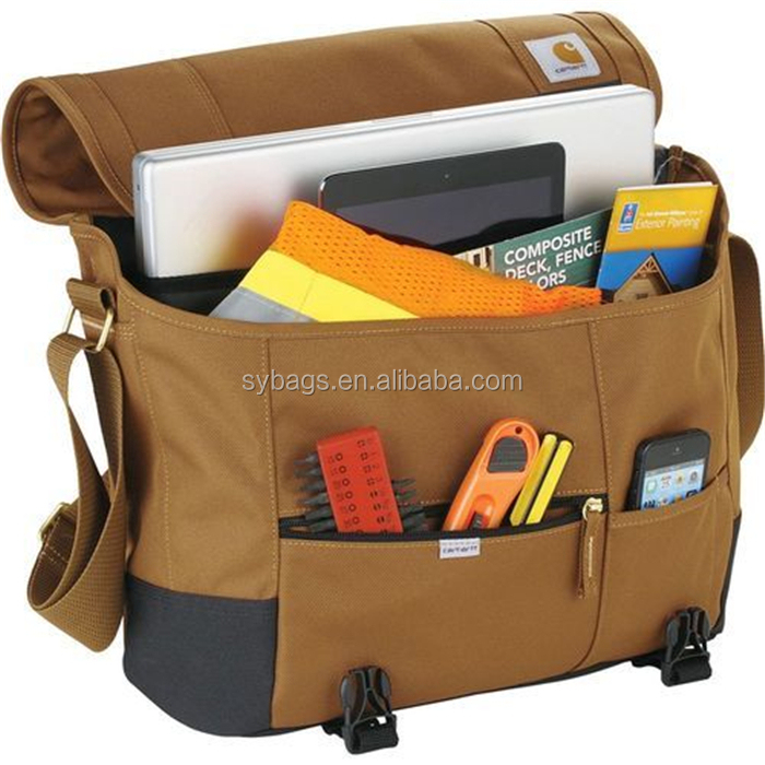 Cool Fashion Crossbody Messenger Book Bag for Boys