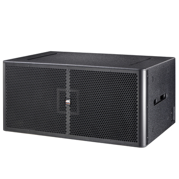 Outdoor Concert Speakers Subwoofer 1200w 18 inch Subwoofer