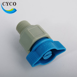 Factory Direct Sale PVC Spray Nozzle,Flat Fan Nozzle Spray Water